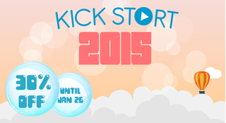 Discover Your Creative Horizons with Cool 'Kick Start 2015' Program from Audio4fun