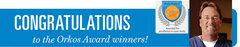Greg Gist, DDS Receives Orkos Award