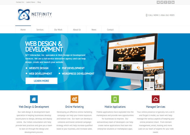 NFY Interactive, Inc. | San Diego Web Development Firm