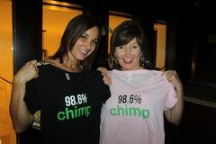 Laura Guttridge at Fundraiser for Save The Chimp's Sanctuary