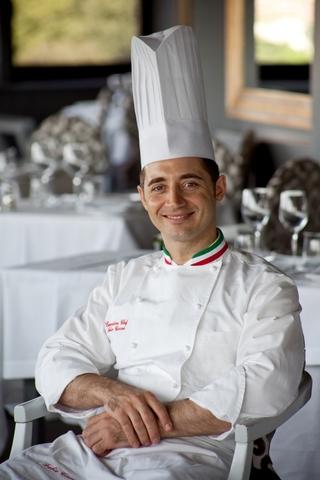 Chef Fabio Ciervo