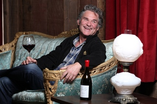 Kurt Russell Headlines Santa Barbara Food & Wine Weekend Wine Dinner on April 18, 2015