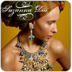 Hot Summer Collections by Fashion Jewelry Designer Suzanna Dai Are Now Available.