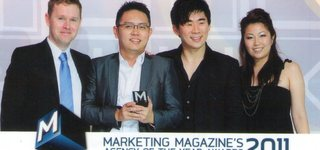 OOm wins Best Search Campaign at Agency of the Year 2011