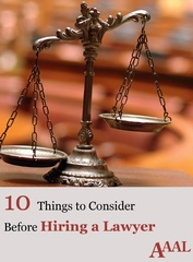 Allegheny Attorneys At Law Release Their Top 10 Tips for Choosing the Right Lawyer