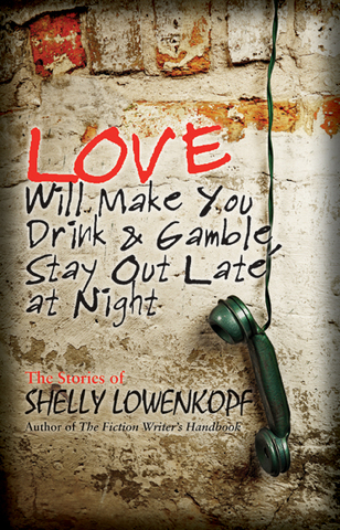 Shelly Lowenkopf's award-winning short story collection