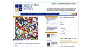 International Lawyers Network Launches New Website, www.ilntoday.com