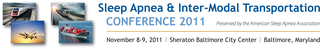 Sleep Apnea & Multi-Modal Transportation Conference Program and Website Announced