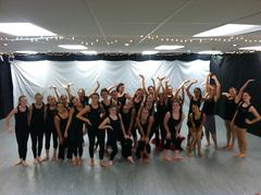 The Institute of Dance Artistry (IDA) 2015 Summer Intensive.