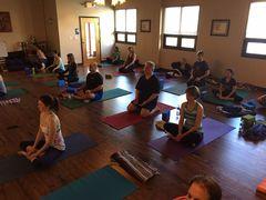 SSP Yoga is pleased to announce Power Baptist Vinyasa Yoga workshop with Hanna Mason.