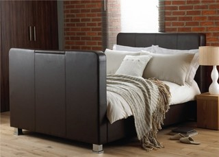 LeatherBedFrame.org.uk Unveils New Selection of Leather TV Beds
