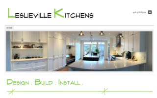 Leslieville Kitchens Offering Custom Built Kitchens