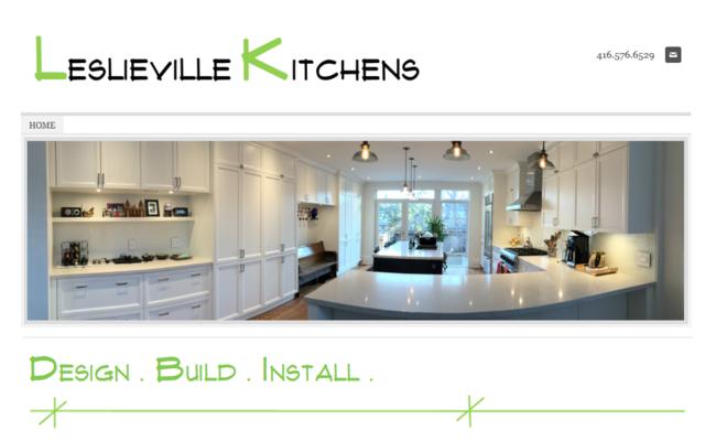 Leslieville Kitchens
