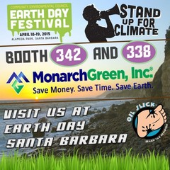 Spill Clean Up Experts To Exhibit At Santa Barbara Earth Day