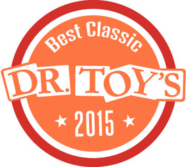 Dr. Toy Announces 2015 Best Classic Toys