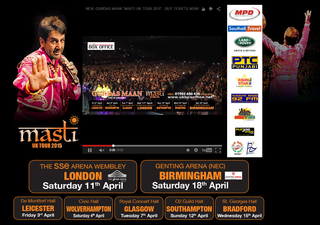 Southall Travel Sponsors Gurdas Maan's 2015 Concert Tour to the UK
