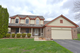 Beautiful Home For Sale in Grayslake, Illinois