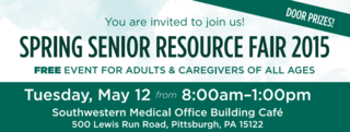 Covelli Law Offices Named Co-Sponsor of Spring Senior Resource Fair 2015