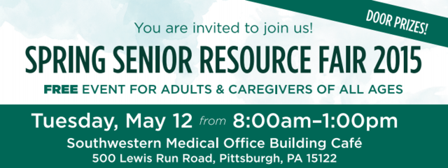 Join the team of Covelli Law Offices as they co-sponsor this year's Senior Spring Resource Fair.
