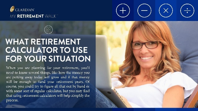 Give your retirement savings a quick boost with help from My Retirement Walk.