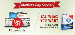 Pay What You Want and Get Cool Offers for Mother's Day Gift Ideas