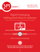 Rapid Prototyping Infographic from SPI Lasers