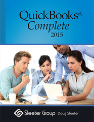 The Sleeter Group Releases 2015 Quickbooks Complete Textbook