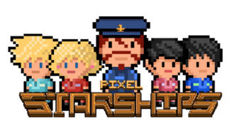 World's First 8 Bit Starship Management MMO Game, Pixel Starship, Now Available On Kickstarter