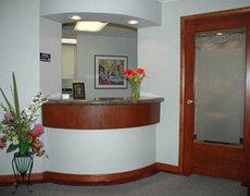 Century City Dental Associates Office Lobby