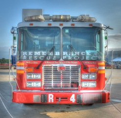 Historic Rescue Truck From September 11th Attacks Set To Return to Illinois