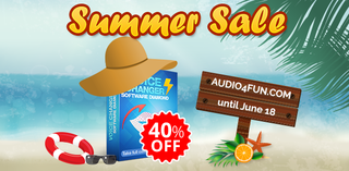 Maximize Your Summer Fun with a Great Surprise from Audio4fun