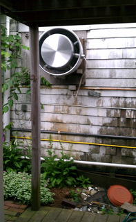 Acoustifence® Noise Barrier Cuts Industrial Exhaust Fan Noise in Half at Provincetown Restaurant