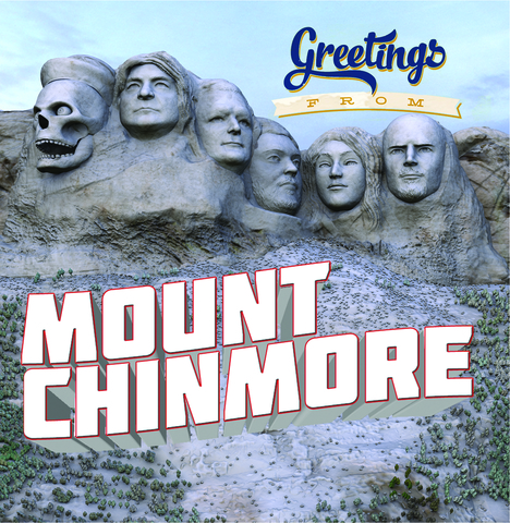 """Greetings from Mount Chinmore"" album cover"