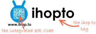 QR Codes – Only Better….Using everyday words with a QR Code..