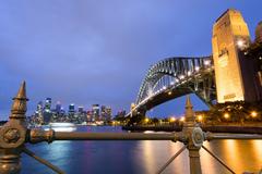 Sydney Harbor Photo by Nikki Manix