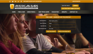 American Bars Launches a New Crowdsourcing Website Dedicated to Bars & Pubs