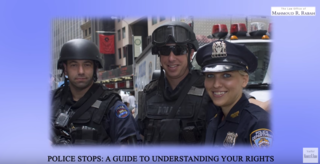 The Law Office of Mahmoud R. Rabah Outlines Your Rights on Police Stops