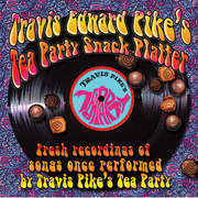 Travis Edward Pike's Tea Party Snack Platter Cover