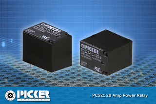 Picker Components Announces Newly Designed PC521
