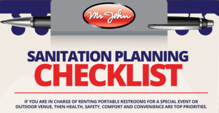 Mr. John Releases Their Guide to Proper Sanitation Planning