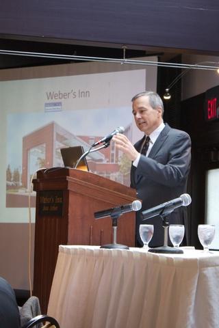 Ken Weber of Weber's Inn Ann Arbor