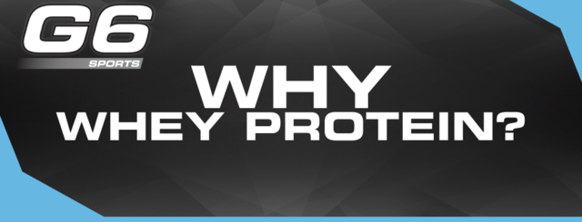 Discover how whey protein can push your workout to the next level with help from the team at G6 Sports.