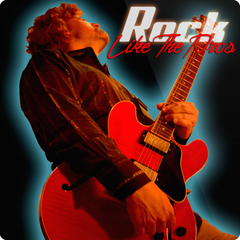 Improve Your Guitar Skills with Rock Like The Pros, Now Available in the iTunes Store and Google Play Store