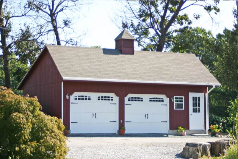 Beautiful A Two Car Garage For Sale In NC