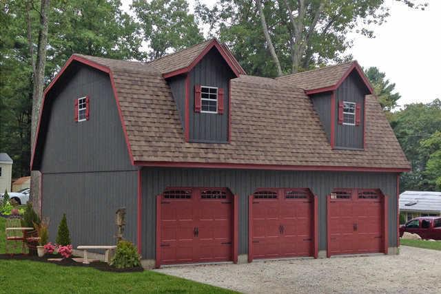 Prefab Garage Builder Sheds Unlimited Expands Reach In