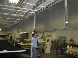 Acoustiblok, Inc. Launches Quiet-Cloud® Industrial Sound Absorbing Panels