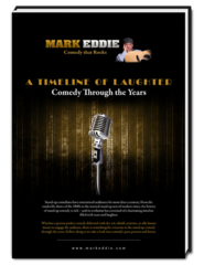 Mark Eddie Offers His Insight into the History of Stand-Up Comedy