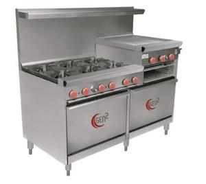 Restaurant Equipment from Gen2 Arrives at ShortOrder.com