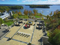 JW Marriott The Rosseau Muskoka Resort & Spa is a year-round luxury retreat on Lake Rosseau in Muskoka, Ontario, Canada.
