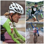 Cyclocross racers Steve Tilford, Ben Berden and Ryan Trebon are participating in a special event to encourage youth athletes on Friday, November 6, 2015.